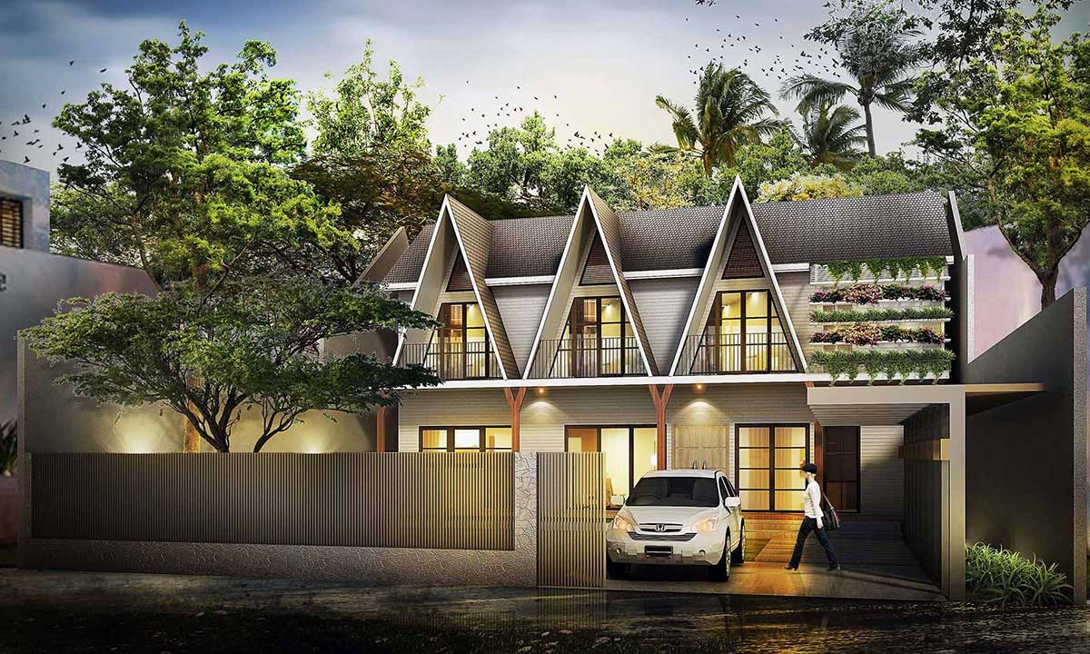 Cilandak House