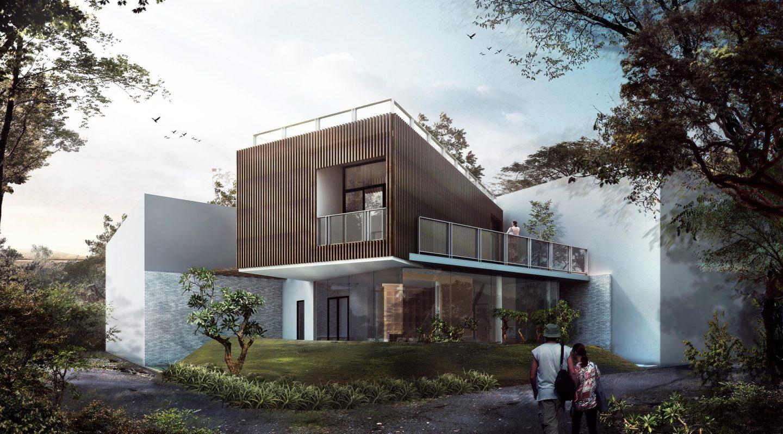 Rumah Cibubur Country